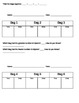 Place Value Recording Sheet with Differentiated Sheet Included