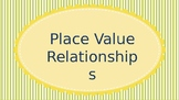 Place Value Relationships
