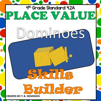 Place Value Relationships Dominoes