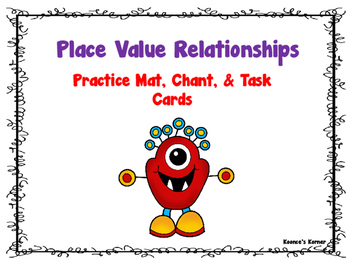Place Value Relationships Mini Set