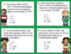 Place Value Relationships Task Cards TEKS 3.2B
