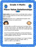 Place Value Relationships in the Base Ten Number System, Grade 4