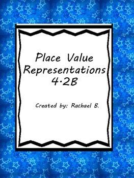 Place Value Representations 4.2B