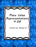 Place Value Representations 4.2B