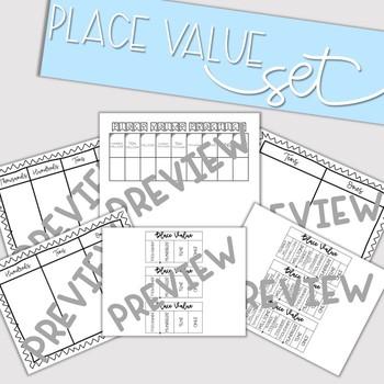 Place Value Resources!