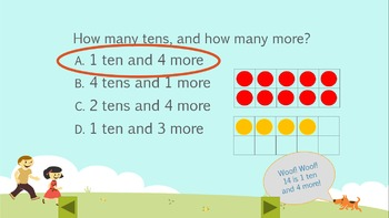 Place Value Review Game