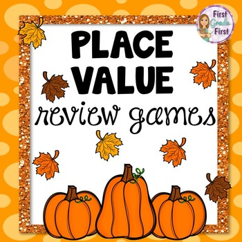 Place Value Review Games and Exit Tickets