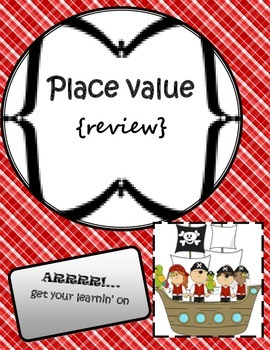 Place Value Review {QR code tasks}