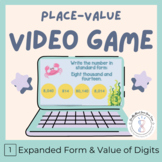 Place Value Review | Video Game Volume 1