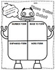 Place Value Robot Graphic Organizer