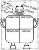 Place Value Robot Graphic Organizer