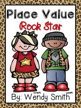 Place Value Rock Star-{K.NBT. A. 1}