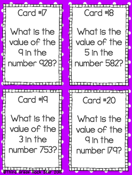 Place Value Rocks!  (CCSS Aligned Mega Pack)