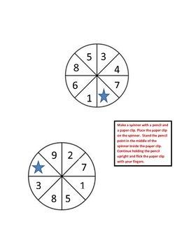 Place Value Roulette