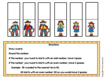 Place Value Round-Up