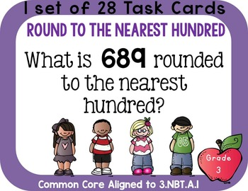 Place Value 3.NBT.A.1