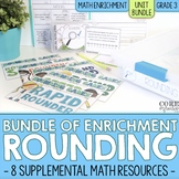 Place Value & Rounding Enrichment | Third Grade Math Works