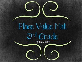 Place Value, Rounding, Expanded Form 3rd grade