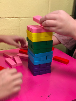 Place Value & Rounding Jenga