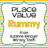 Place Value Rummy Game