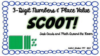 Place Value SCOOT! (3-digit numbers)