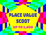 Place Value SCOOT- Up to 1,200