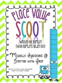 Place Value SCOOT {with numbers under 100}