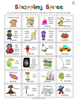 Place Value - SHOW ME the MONEY - Standard / Written Form of a Number