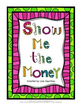 Place Value - SHOW ME the MONEY - Standard / Written Form