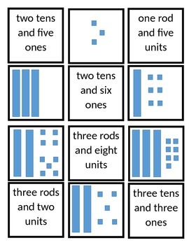 Place Value SLAM! Tens and Ones