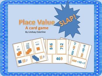 Place Value SLAP! Card Game