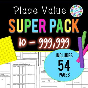 Place Value SUPER PACK!