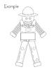 Place Value Scarecrow