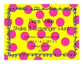 Place Value Scavenger Hunt