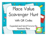 Place Value Scavenger Hunt Activity - Free