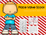 Place Value Scoot Cards