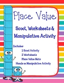 Place Value Scoot Center