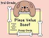 Place Value Scoot Dog Cards
