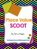 Set of 4-Place Value SCOOT Games