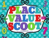 Place Value Scoot - Grades 3 - 5
