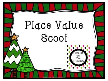 Place Value Scoot (NYS  Module 3)