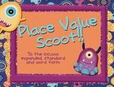 Place Value Scoot~ Nearest 100,000
