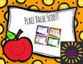 Place Value Scoot VA SOL 3.1