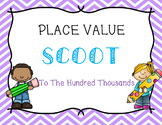 Place Value Scoot or Task Cards