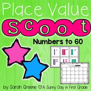 Place Value Scoot {task cards!}