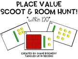 Place Value Scoot! (within 120)