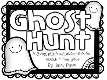 *Place Value Search and Find Game*
