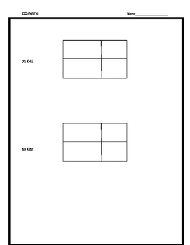 Place Value Sections