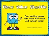 Place Value Shuffle: Four Games that Help Kids Understand Place Value