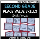 Place Value Skills with Numbers to 1000: Place Value Task